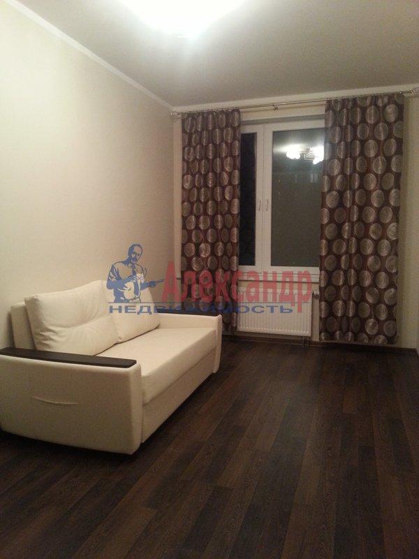 1-комнатная квартира (40м2) в аренду по адресу Кораблестроителей ул., 30— фото 4 из 10