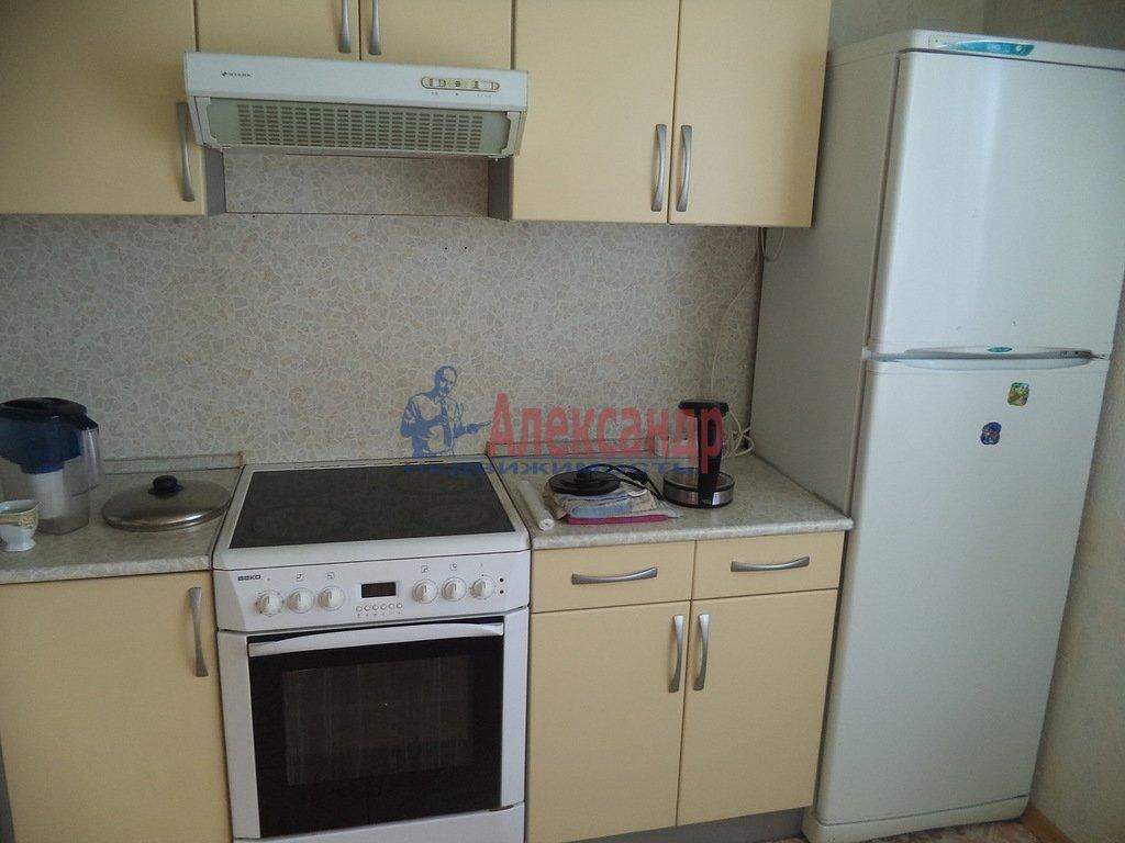 1-комнатная квартира (35м2) в аренду по адресу Федосеенко ул., 25— фото 1 из 11