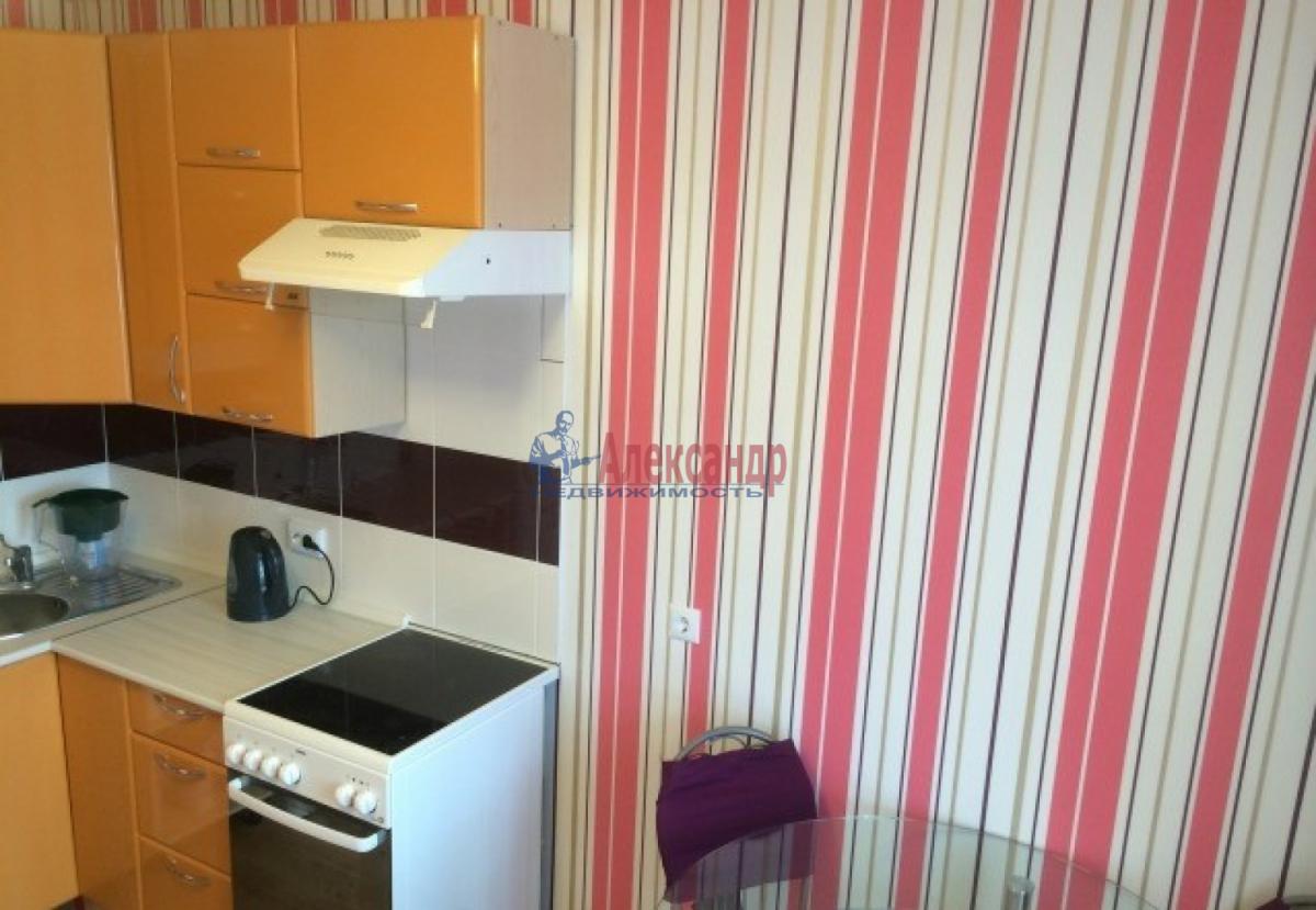 1-комнатная квартира (40м2) в аренду по адресу Ленинский пр., 111— фото 2 из 8