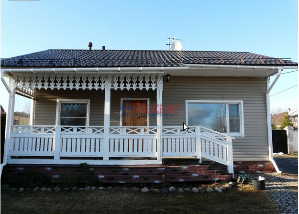 Дом (65м2) в аренду — фото 1 из 12