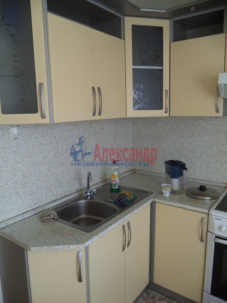 1-комнатная квартира (35м2) в аренду по адресу Федосеенко ул., 25— фото 2 из 11