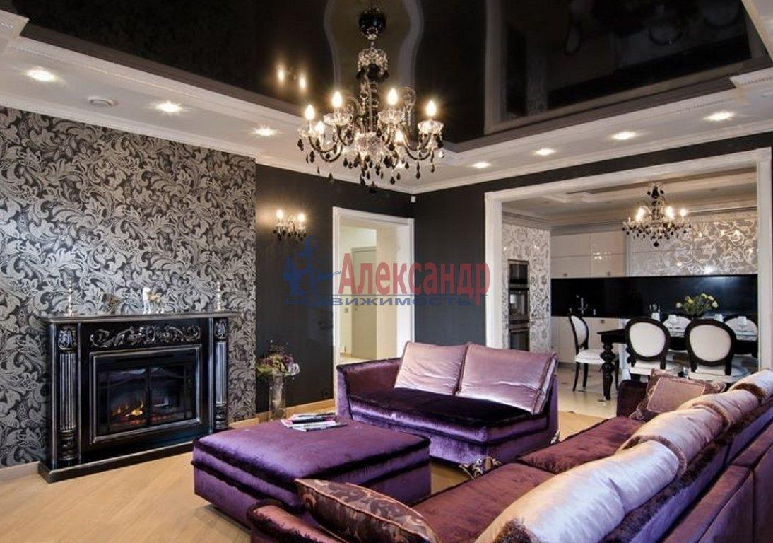 4-комнатная квартира (187м2) в аренду по адресу Константиновский пр., 23— фото 1 из 4