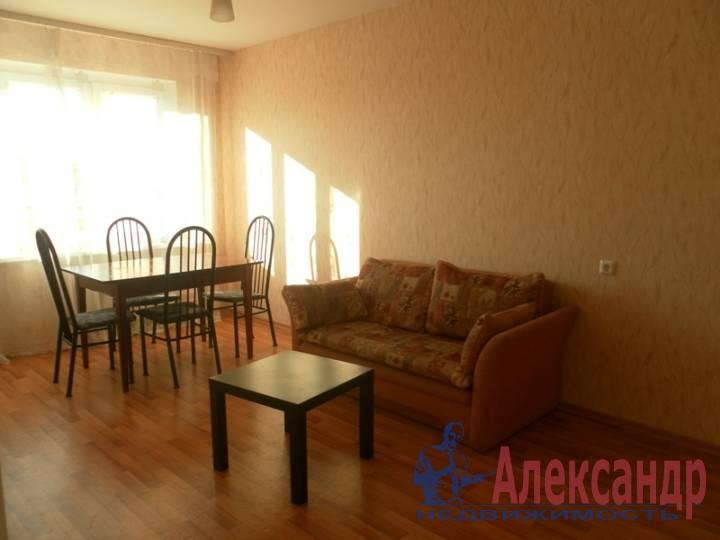 3-комнатная квартира (80м2) в аренду по адресу Туристская ул., 11— фото 5 из 7