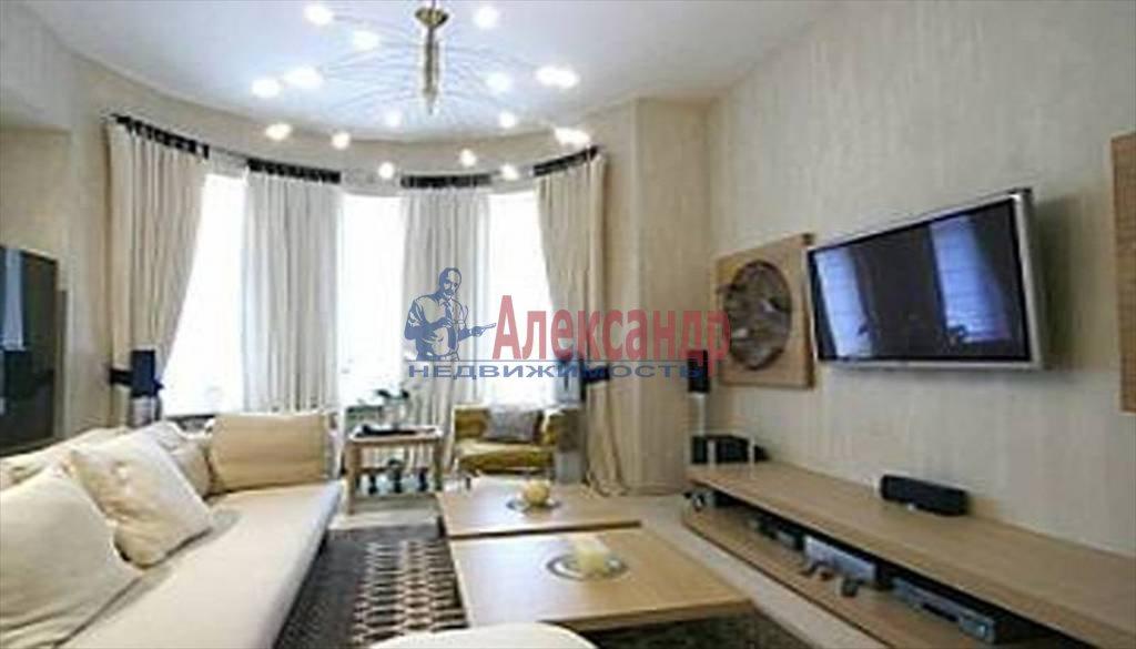 4-комнатная квартира (240м2) в аренду по адресу Восстания ул., 8— фото 2 из 4