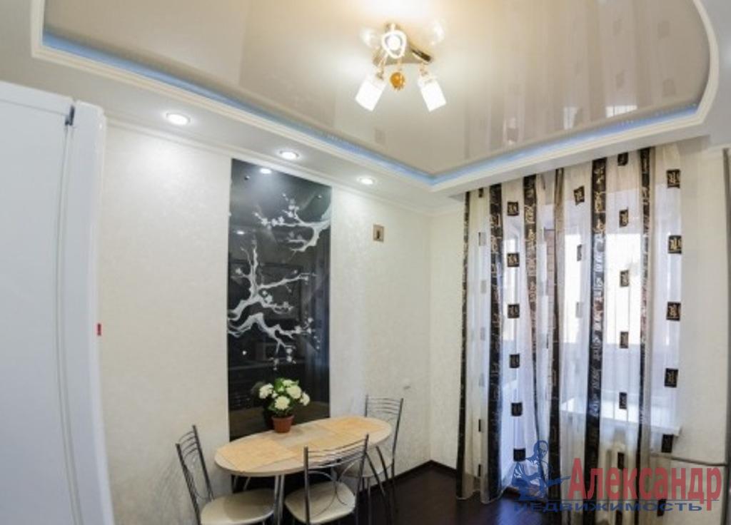 1-комнатная квартира (42м2) в аренду по адресу Варшавская ул., 6— фото 3 из 6