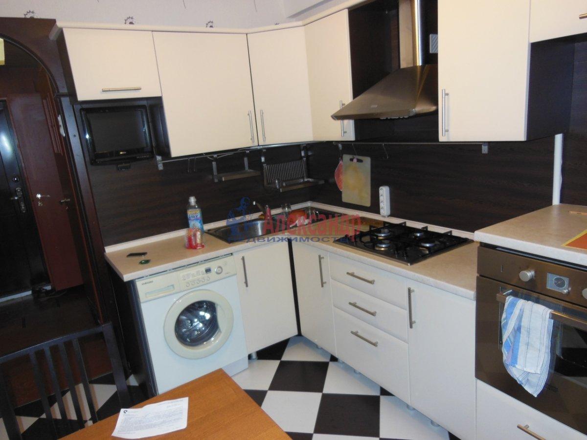 1-комнатная квартира (37м2) в аренду по адресу Гражданский пр., 104— фото 1 из 3