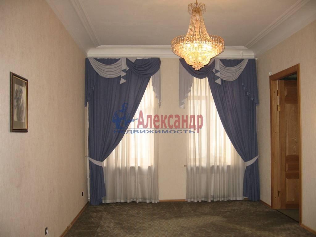 6-комнатная квартира (220м2) в аренду по адресу Московский пр., 4— фото 3 из 6