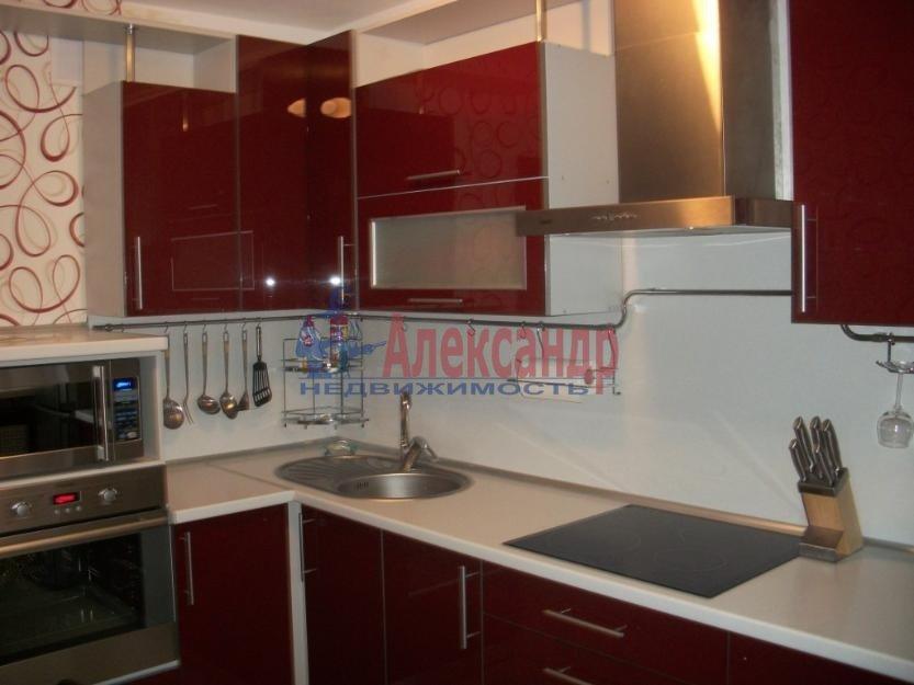 1-комнатная квартира (37м2) в аренду по адресу Дунайский пр., 34— фото 1 из 3