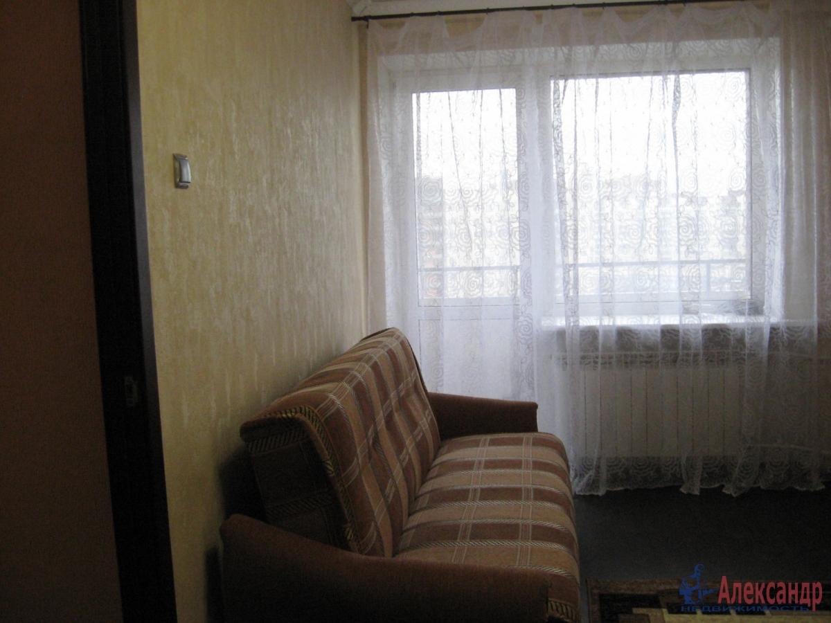 1-комнатная квартира (35м2) в аренду по адресу Ольминского ул., 24— фото 2 из 2