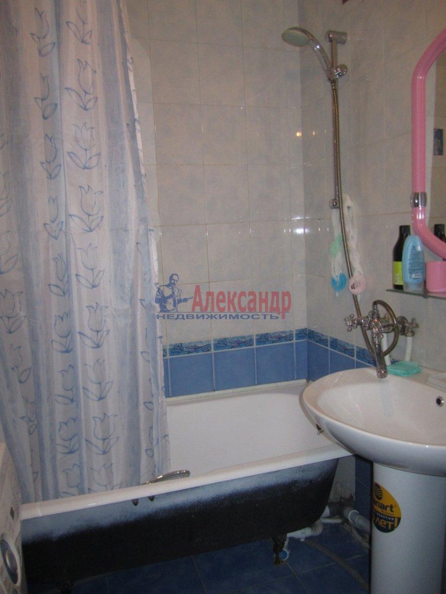 1-комнатная квартира (36м2) в аренду по адресу Кудрово дер., Областная ул., 1— фото 3 из 3