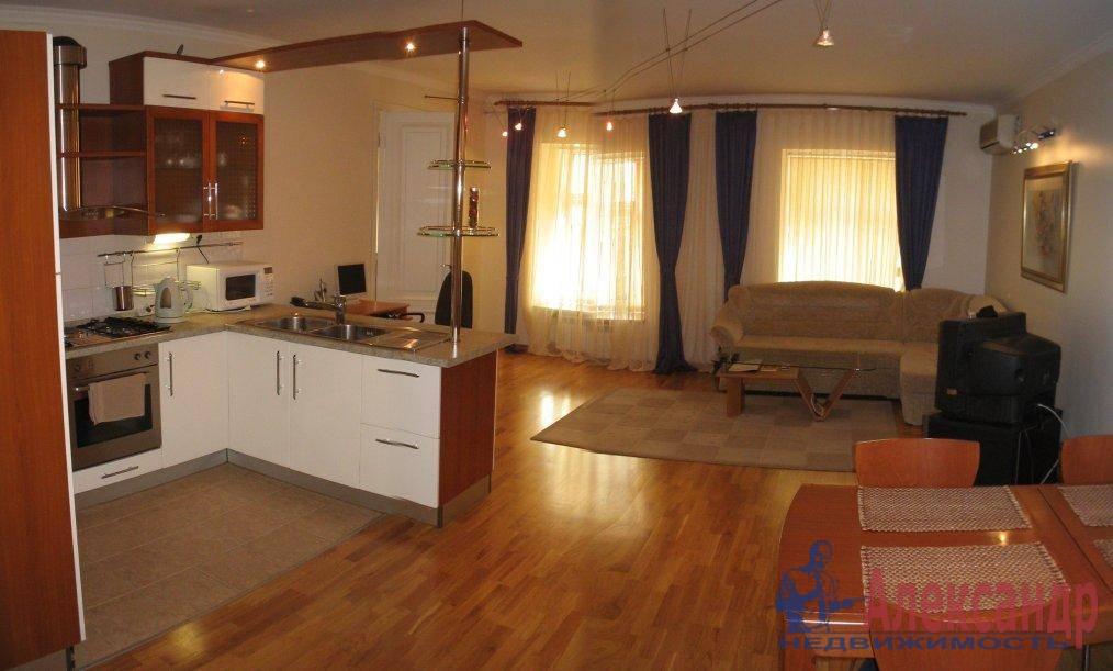 3-комнатная квартира (103м2) в аренду по адресу Малая Садовая ул., 3/54— фото 1 из 3