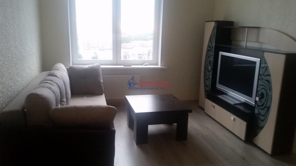 2-комнатная квартира (59м2) в аренду по адресу Обуховской Обороны пр., 110— фото 1 из 18