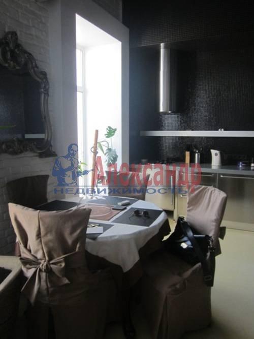 4-комнатная квартира (220м2) в аренду по адресу Невский пр., 88— фото 8 из 10