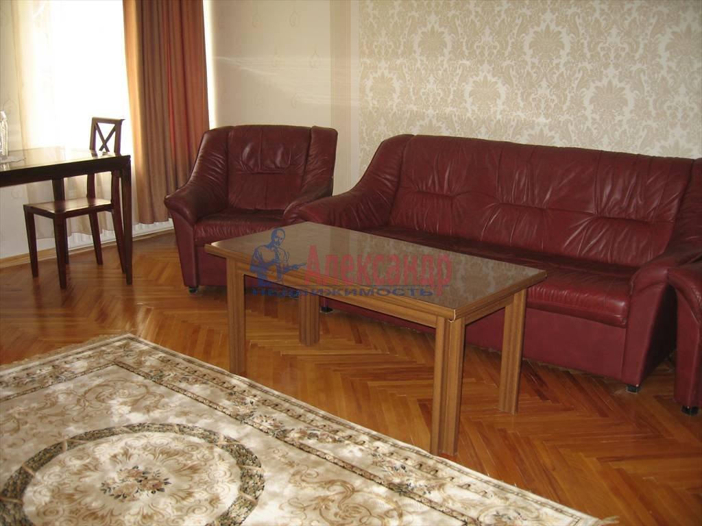 3-комнатная квартира (85м2) в аренду по адресу Ковенский пер., 29— фото 5 из 6