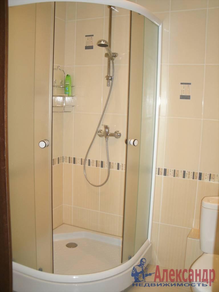 1-комнатная квартира (43м2) в аренду по адресу Новаторов бул., 8— фото 10 из 10