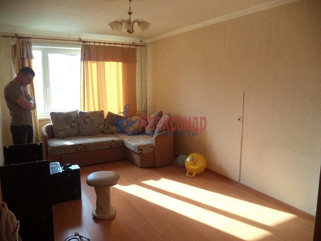 1-комнатная квартира (35м2) в аренду по адресу Федосеенко ул., 25— фото 10 из 11