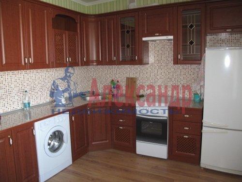 1-комнатная квартира (41м2) в аренду по адресу Коломяжский пр., 15— фото 1 из 5