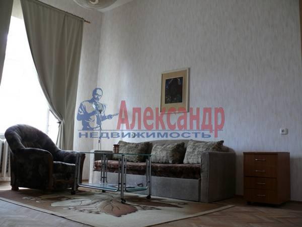 1-комнатная квартира (50м2) в аренду по адресу Фурштатская ул.— фото 1 из 5