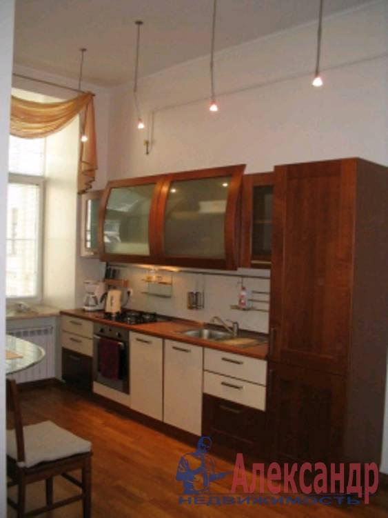 3-комнатная квартира (98м2) в аренду по адресу Реки Фонтанки наб., 82— фото 3 из 3