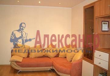 1-комнатная квартира (35м2) в аренду по адресу Просвещения пр., 99— фото 3 из 7