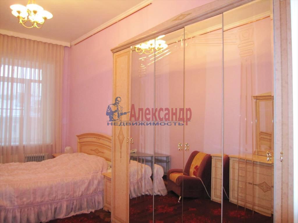 3-комнатная квартира (125м2) в аренду по адресу Мытнинская наб., 1— фото 12 из 16