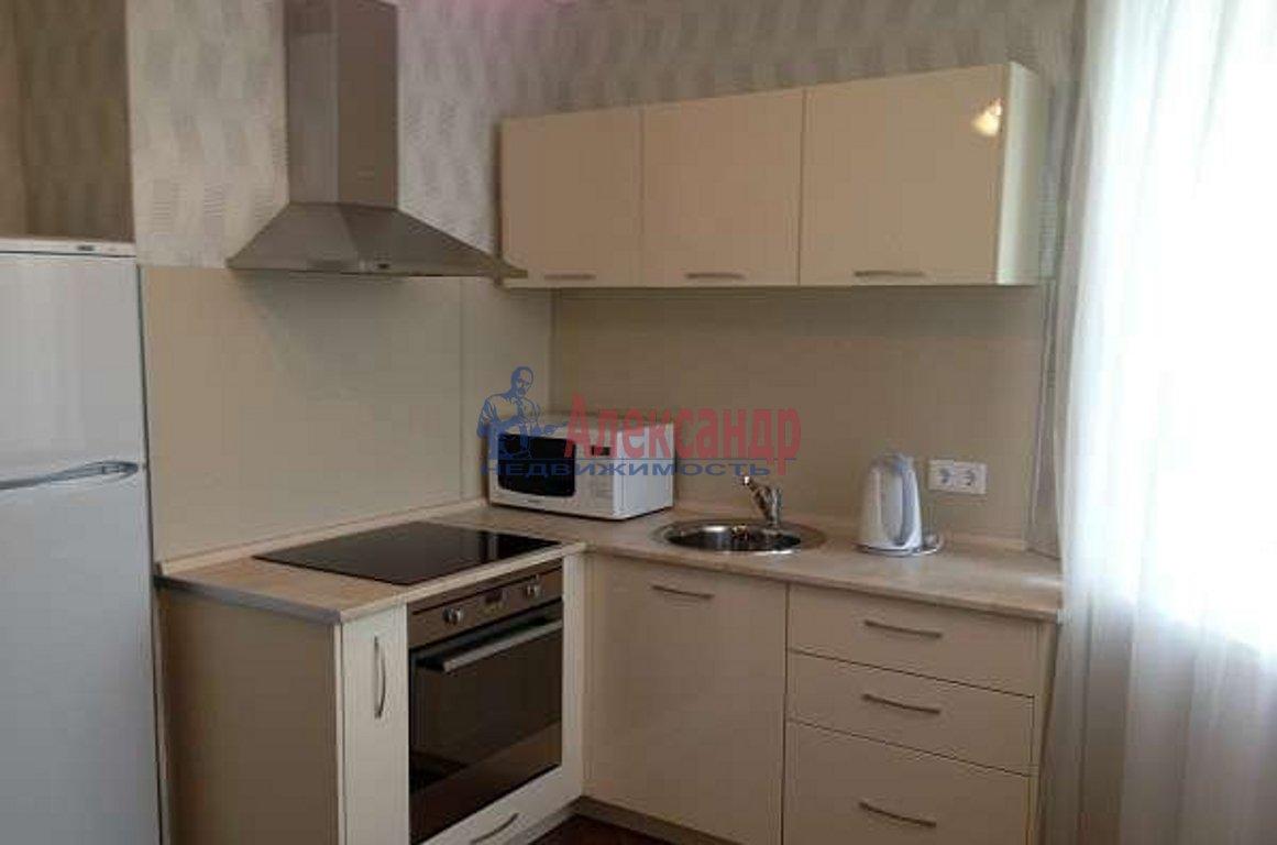 1-комнатная квартира (37м2) в аренду по адресу Российский пр., 8— фото 2 из 2