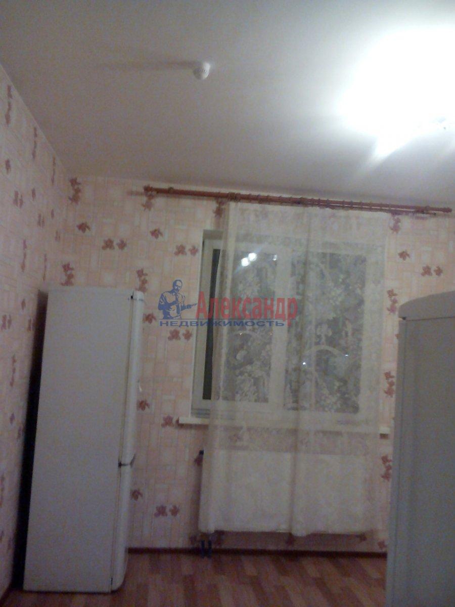 1-комнатная квартира (46м2) в аренду по адресу Кудрово дер., Венская ул., 4— фото 6 из 8