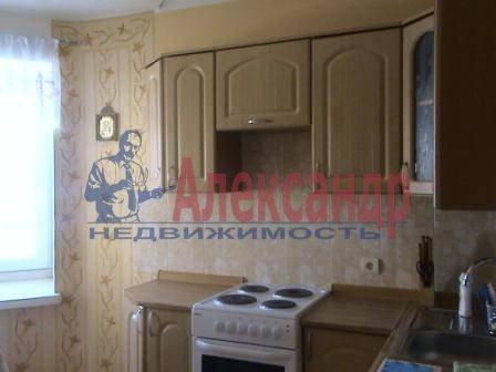 1-комнатная квартира (35м2) в аренду по адресу Ленинский пр., 121— фото 1 из 3