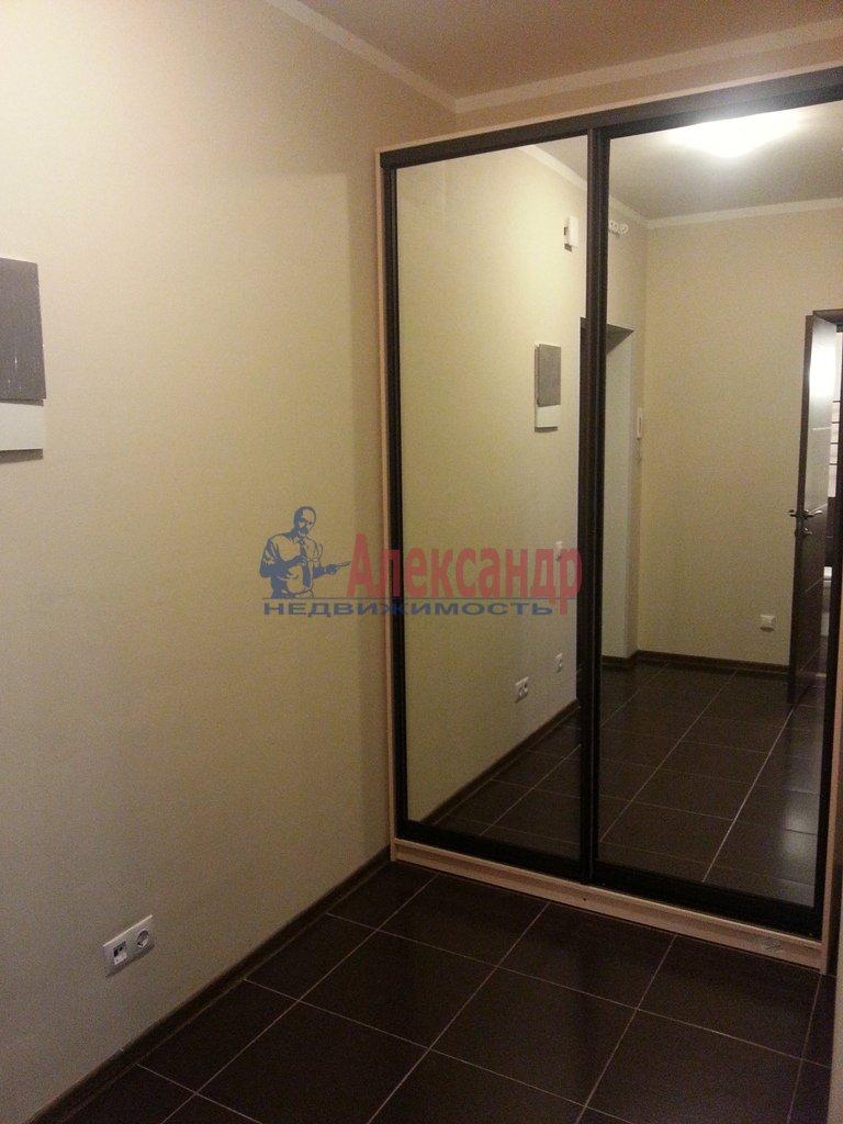 1-комнатная квартира (40м2) в аренду по адресу Кораблестроителей ул., 30— фото 10 из 10