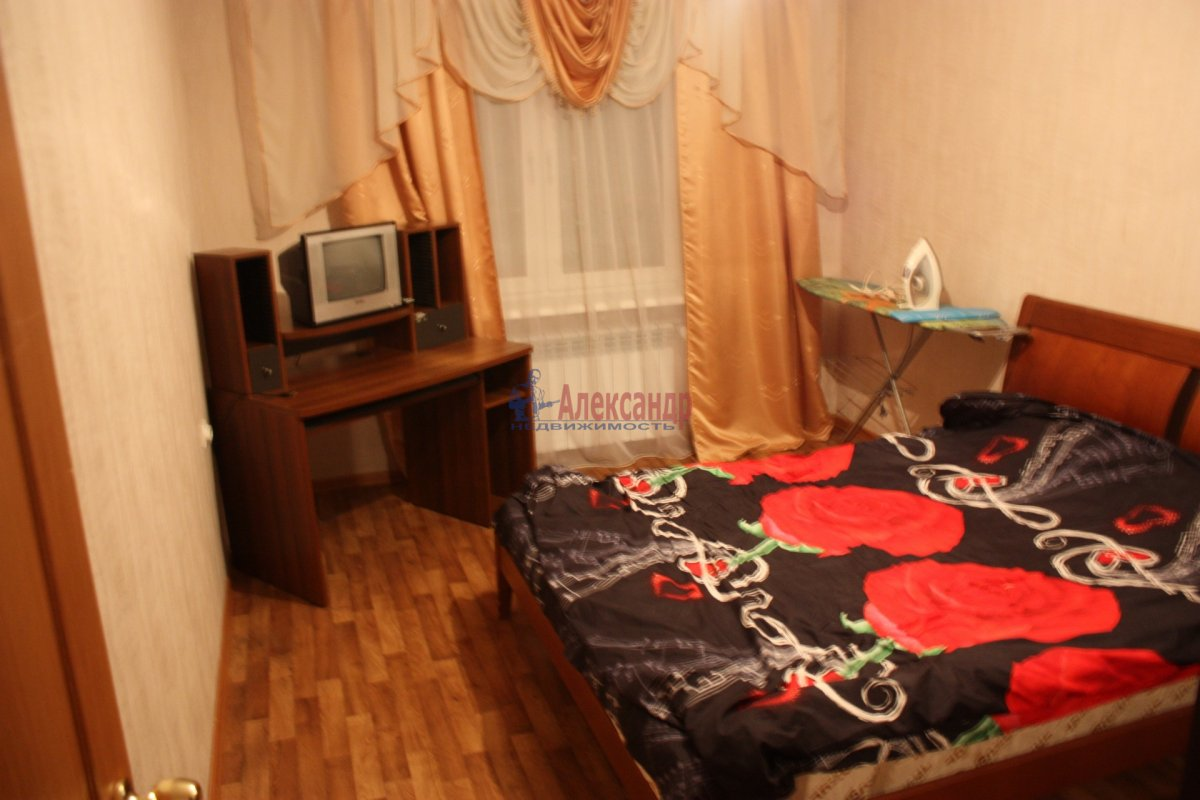 2-комнатная квартира (58м2) в аренду по адресу Богатырский пр., 49— фото 21 из 23