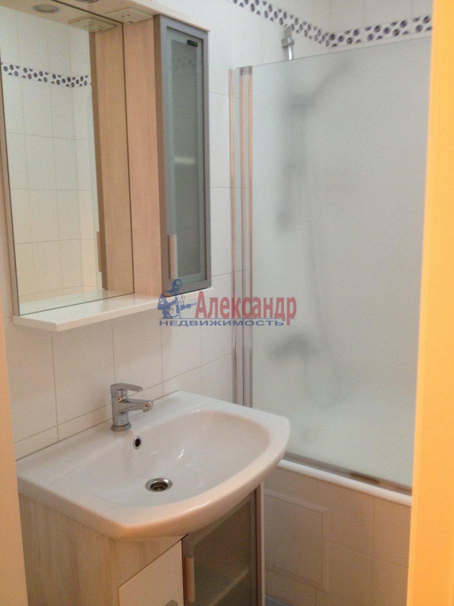 1-комнатная квартира (43м2) в аренду по адресу Загребский бул., 9— фото 6 из 11