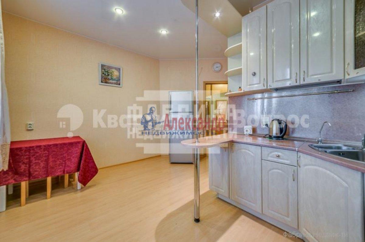 1-комнатная квартира (42м2) в аренду по адресу Солдата Корзуна ул., 167— фото 4 из 8