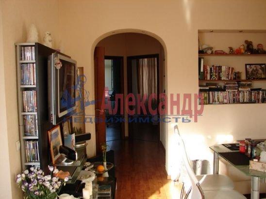 1-комнатная квартира (38м2) в аренду по адресу Выборгское шос., 27— фото 2 из 3