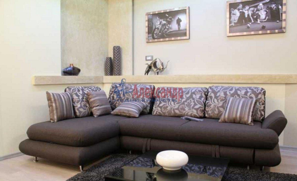 2-комнатная квартира (59м2) в аренду по адресу Приморский пр., 137— фото 2 из 3