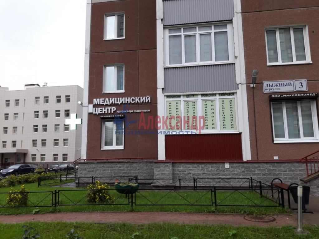 3-комнатная квартира (97м2) в аренду по адресу Лыжный пер., 3— фото 11 из 13