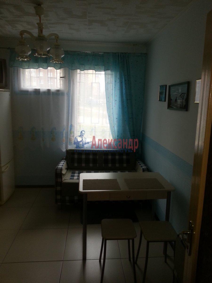 1-комнатная квартира (41м2) в аренду по адресу Авиаконструкторов пр., 34— фото 2 из 24