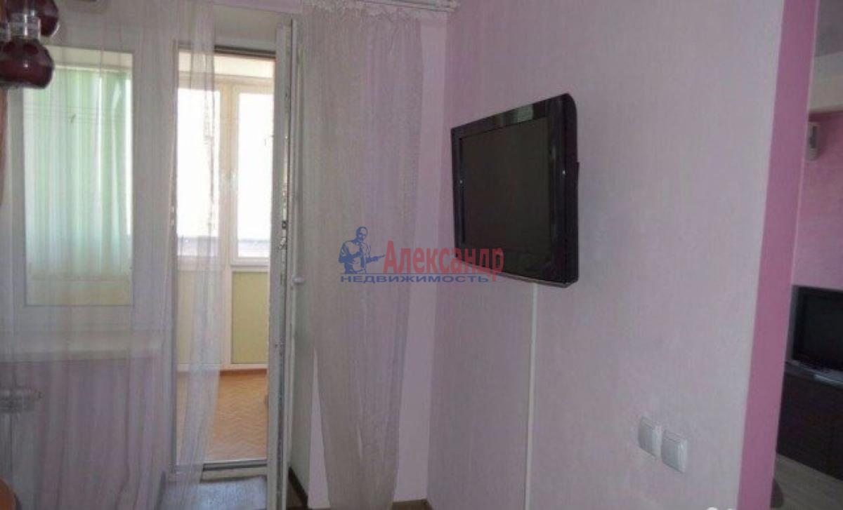 1-комнатная квартира (42м2) в аренду по адресу Ленинский пр., 88— фото 1 из 5
