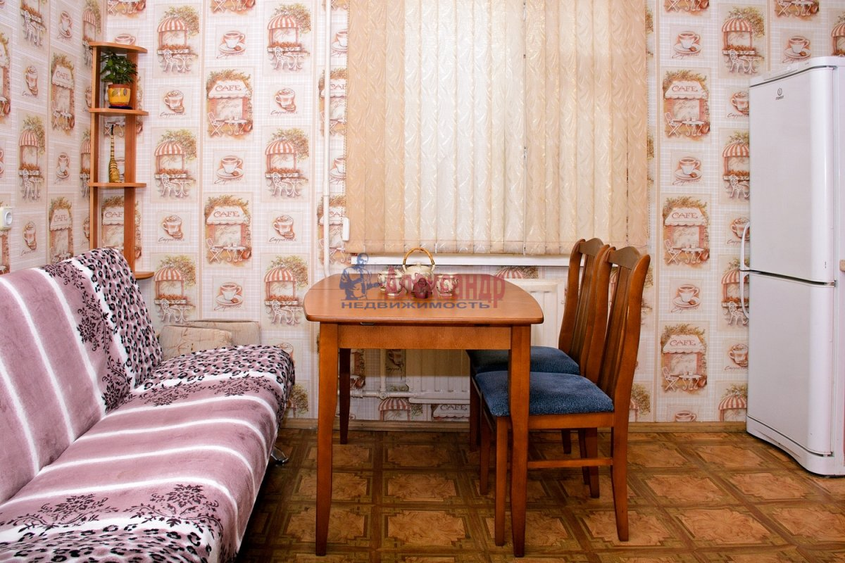 2-комнатная квартира (57м2) в аренду по адресу Ленинский пр., 92— фото 5 из 5