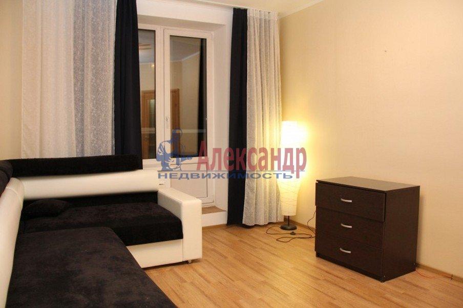 1-комнатная квартира (40м2) в аренду по адресу Антонова-Овсеенко ул., 5— фото 1 из 5
