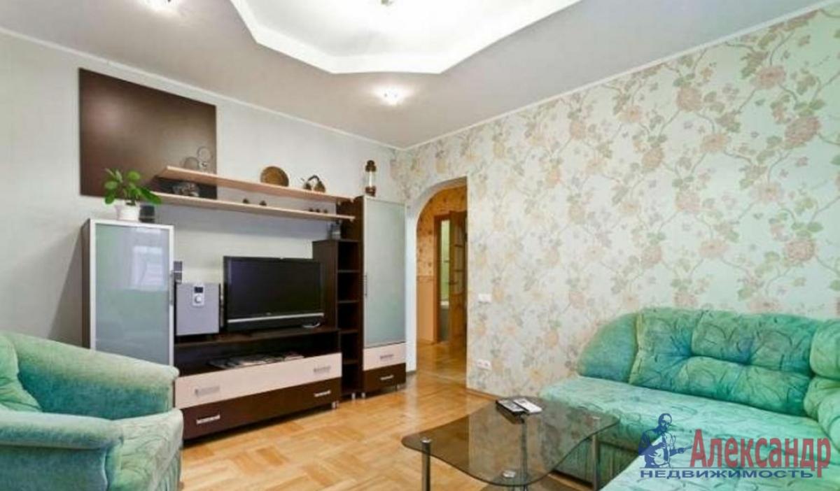 2-комнатная квартира (60м2) в аренду по адресу Лиговский пр., 68— фото 1 из 2