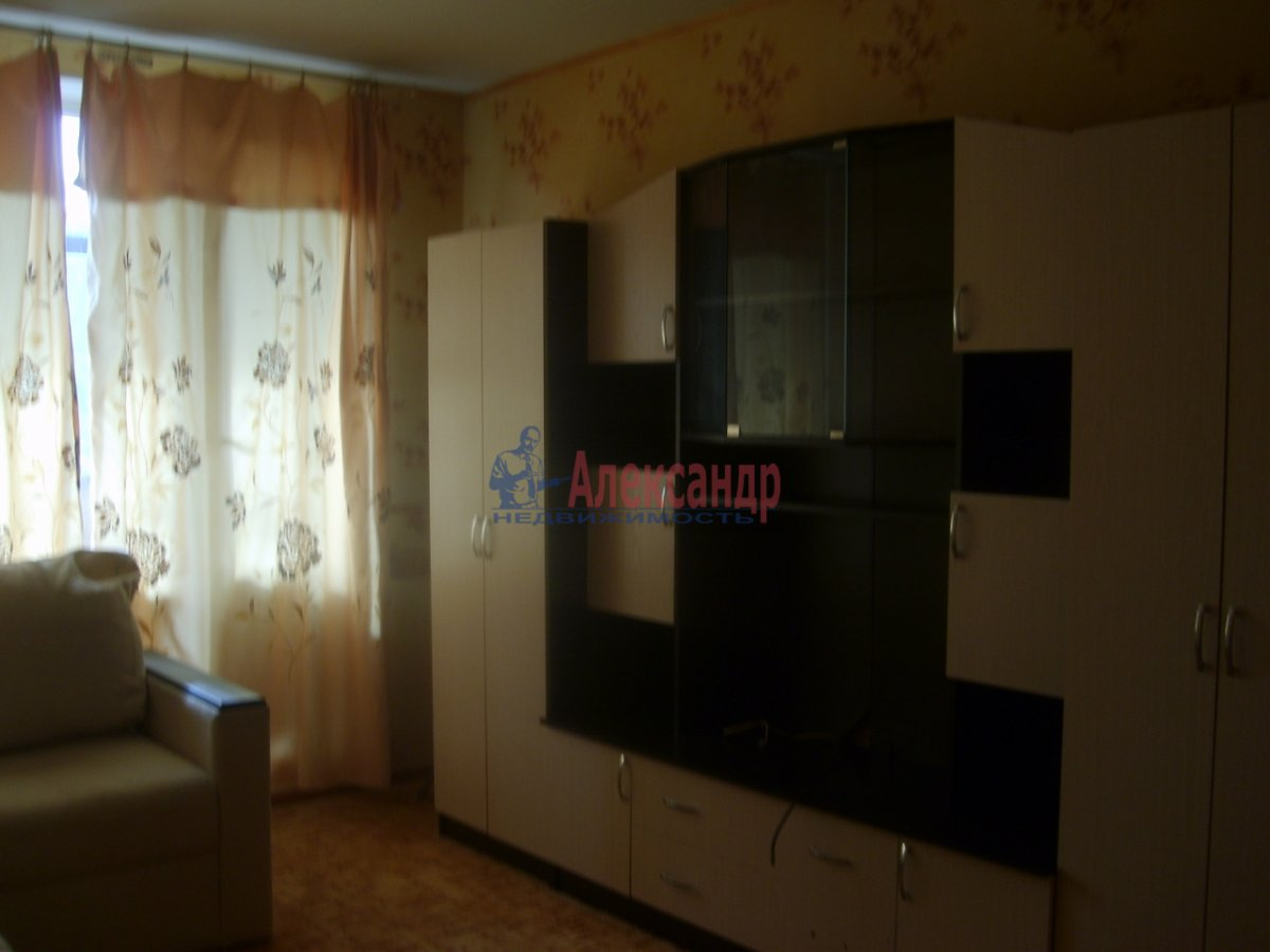 1-комнатная квартира (35м2) в аренду по адресу Краснопутиловская ул., 5— фото 1 из 1