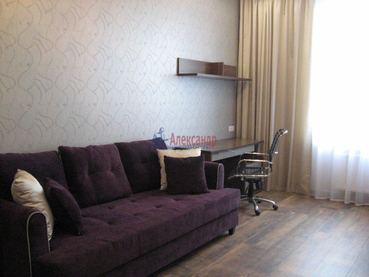 3-комнатная квартира (111м2) в аренду по адресу Беринга ул., 5— фото 14 из 32