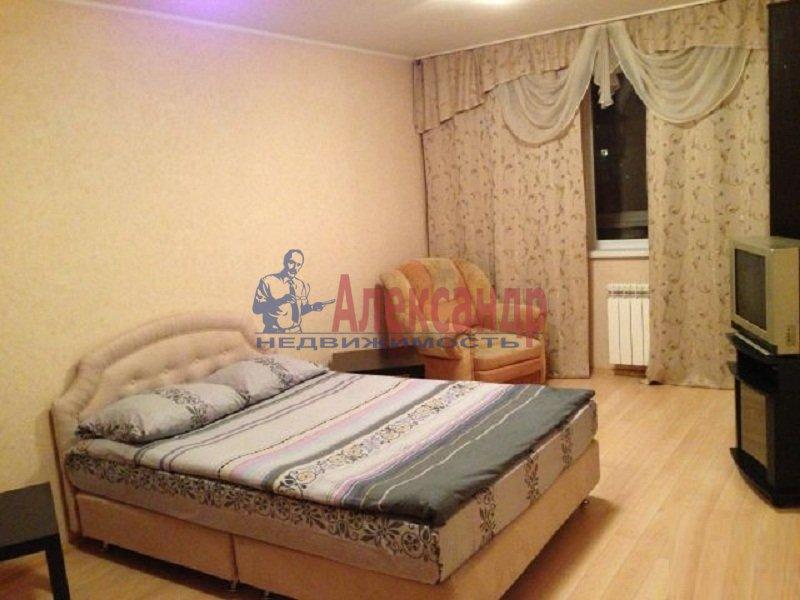 1-комнатная квартира (45м2) в аренду по адресу Приморский пр., 43— фото 1 из 6