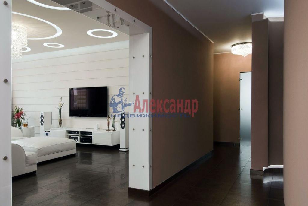 3-комнатная квартира (180м2) в аренду по адресу Смольный пр., 6— фото 4 из 19