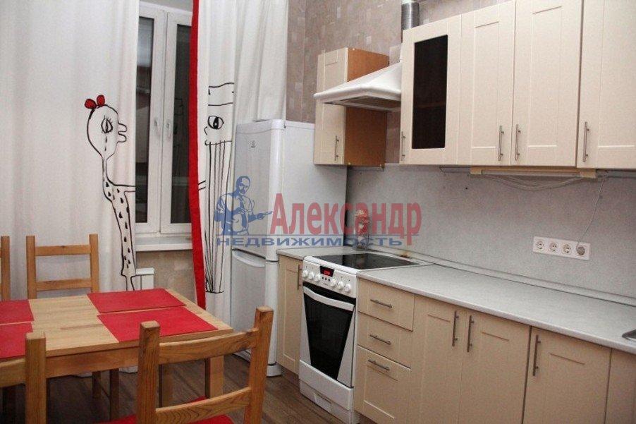 1-комнатная квартира (40м2) в аренду по адресу Антонова-Овсеенко ул., 5— фото 3 из 5