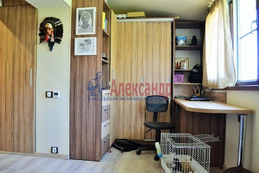 1-комнатная квартира (39м2) в аренду по адресу Дунайский пр., 58— фото 3 из 4
