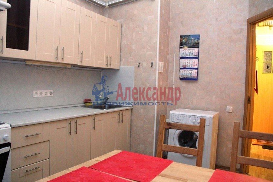 1-комнатная квартира (40м2) в аренду по адресу Антонова-Овсеенко ул., 5— фото 4 из 5