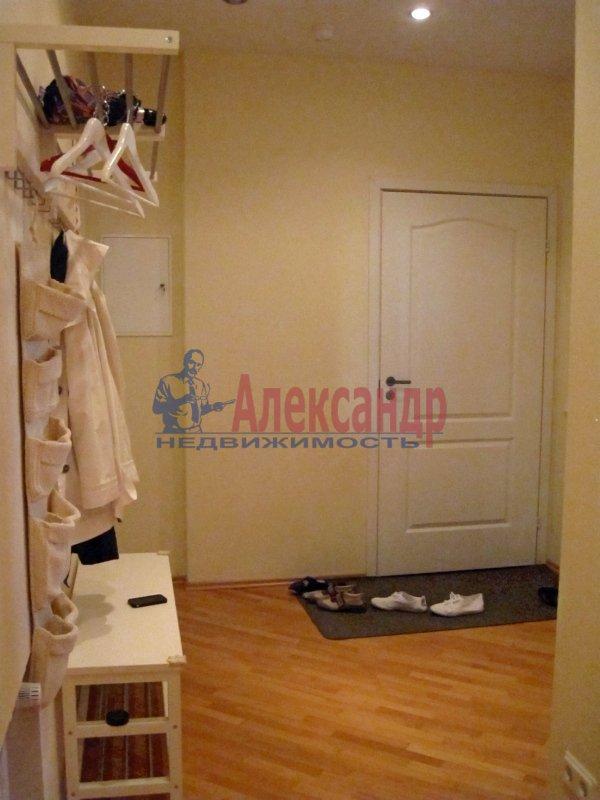 1-комнатная квартира (38м2) в аренду по адресу Красное Село г., Спирина ул., 14— фото 6 из 8