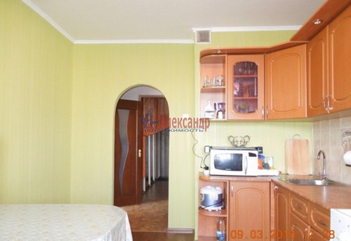 1-комнатная квартира (54м2) в аренду по адресу Капитанская ул., 4— фото 2 из 8