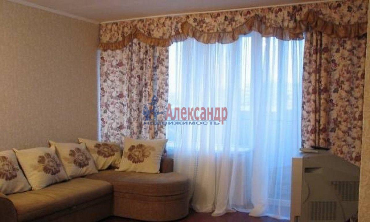 1-комнатная квартира (38м2) в аренду по адресу Маршала Захарова ул., 50— фото 1 из 2